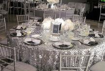 Silver party / Trochę mroźny kolor, jednak pełen elegancji i klasy. Sprawdzi się na wiele okazji