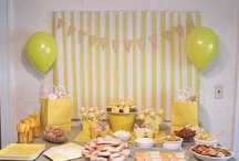 Sunshine Yellow Party