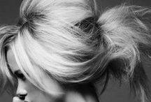 Hairstyles / by Belkys Elkin