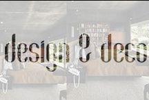 design&deco / ideias de decoração e design, exterior e interior de casas. inspiracional