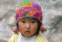 Andean Textiles / by Andrea Wong