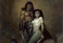 Cg inspi Heroic Fantasy, fantastiques, SF etc....