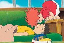 Ghibli World / Ghibli c'est le Disney japonais, créateurs de rêves improbables et merveilleux.