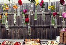Outdoor Entertainment Ideas / Let Birdsall & Co. help create the perfect ambiance for your party.
