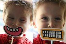 Atividades para miúdos