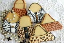 Decorated Cookies / by Cat Colbert