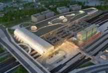 Integrated Transportation Center Poznan