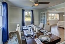 Dining Rooms / Town & Country is the most comprehensive locally owned and operated, independent real estate agency on Long Island's East End. The real estate professionals at Town & Country are available to assist you with all your real estate needs