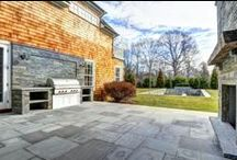 Outdoor Barbeques and Fire Pits / Town & Country is the most comprehensive locally owned and operated, independent real estate agency on Long Island's East End. The real estate professionals at Town & Country are available to assist you with all your real estate needs.