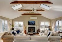 Living Rooms / Town & Country is the most comprehensive locally owned and operated, independent real estate agency on Long Island's East End. The real estate professionals at Town & Country are available to assist you with all your real estate needs.