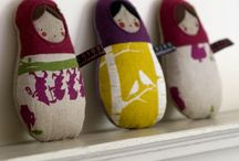 Matryoshka / Loved nesting dolls as a child. Still do! A collection of all things matryoshka inspired...the good, the bad and the frankly awful! / by Imogen Locke