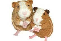 Amigurumi / Sweet little crochet buddies