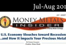 Precious Metals Quarterly / Every three months, Money Metals publishes its complimentary newsletter, Precious Metals Quarterly, jam-packed with some timely news, commentary, and announcements!