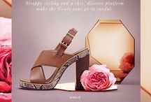 shoe ad inspiration / best shoe ads around the world