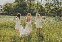 Guidance for Bridesmaids / Inspo.