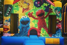 INFLATABLES /  Bounce houses, Water-slides & Other inflatables!!
