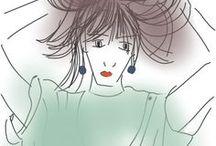 cute sketches / Beautiful drawings
