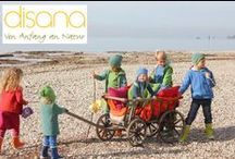 Disana - Lillahopp / German eco kid's wear - their speciality is wool-felt, Highest possible organic standards (GOTS). Available at Lillahopp.com