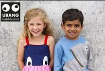 UBANG Babblechat / colourful and funny children's wear from Denmark - available at Lillahopp online shop