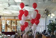 GAMES, ENTERTAINMENT & DECORATIONS / These items make any party a hit! Call for availability and pricing.