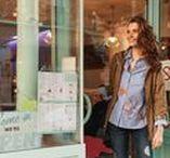 FRAÎCHEUR PRINTANIÈRE / Lookbook mode femme de la collection printemps 2018 de chez Grain de Malice. Shoppez le look en magasin ou sur www.graindemalice.fr