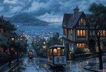 Let the rain kiss you / by Des Amanda