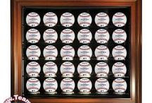 Baseball Display Cases / Shop The Largest Selection Of Baseball Display Cases On The Web.  We Have Been Selling Online Since 2003.