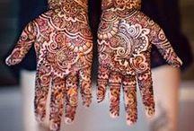 Leukedingendoen met henna / Hennahanden zijn prachtig en héél erg romantisch. Met onze DIY-tutorial maak je ze gemakkelijk zelf. http://www.leukedingendoen.nl/tips/details/504/diy-hennahanden