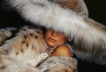 Furs & Fur Coats / The LORD God made garments of skin for Adam and his wife and clothed them. Genesis 3:21
