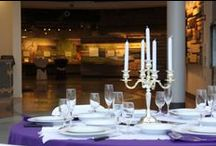 Weddings and Events at the Flint Hills Discovery Center / Your wedding, birthday party, business meeting - all events are welcome at FHDC. Rent the atrium, the children's area, or even the outdoor terrace overlooking the Kansas River Valley. / by Flint Hills Discovery Center in Manhattan, KS