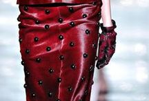 ♥⊱╮Loving Leather / Pin Fashion, Coats, Jackets, Dresses, Pants, Gloves