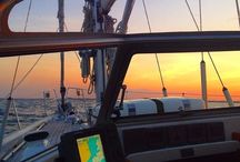Life on board, Hallberg Rassy 43, Baltic Sea / Sandy toes & salty kisses...   www.syvictoria.blogspot.de