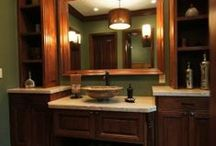 Our Baths / Check out some of the great bathroom remodels we have completed over the years.  Imagine yourself in ...........