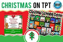 Christmas on TPT / This collaborative board is for TPT sellers to pin free and paid Christmas products. If interested in pinning to this board, follow it and then send us an email at info@watsonworksedu.com and request to be added. Then, come back and pin as much as you like! :)