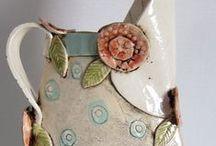 Pottery/ Poterii :) / Inspiring pottery and ceramic ideas.
