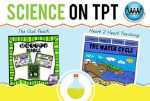Science on TPT / This collaborative board is for TPT sellers to pin free and paid science products & ideas. If interested in pinning to this board, follow it and then send us an email at info@watsonworksedu.com and request to be added. Then, come back and pin as much as you like! :)