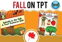 Fall on TPT / This collaborative board is for TPT sellers to pin free and paid fall products. If interested in pinning to this board, follow it and then send us an email at info@watsonworksedu.com and request to be added. Then, come back and pin as much as you like! :)
