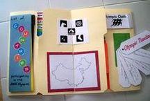 lapbooks, minibooks