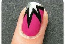 Awesome Nails / nail art ~ DIY nail ~ nail design ~ nails