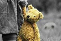 Teddy bears and furry friends/ Krmõmm ja sõbrad / Inspiring teddy bears, softies and other soft toys