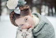 Wonderful life/Outfits/Tavaline imeline argipäev / A board about the clothing and accessories of every other day. Romantic, shabby, mori, natural, sustainable fashion, recycled,