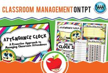 Classroom Management on TPT / This collaborative board is for TPT sellers to pin free and paid classroom management products & ideas. If interested in pinning to this board, follow it and then send us an email at info@watsonworksedu.com and request to be added. Then, come back and pin as much as you like! :)