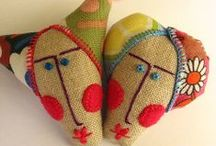 sewing & felt projects