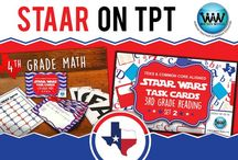 STAAR on TPT / This collaborative board is for Texas TPT sellers to pin free and paid STAAR related products & ideas. If interested in pinning to this board, follow it and then send us an email at info@watsonworksedu.com and request to be added. Then, come back and pin as much as you like! :)