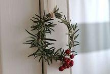 Wreath to make