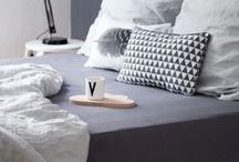 Nordic feeling - White bed