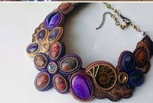 Beadwork ideas / Pattern and idea collection