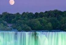 Geographic, Waterfalls