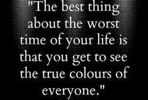 Words, True