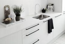Nordic feeling - White kitchen